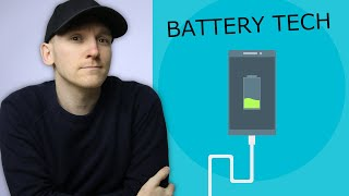 This smartphone battery will change everything - FUTURE BATTERY TECH