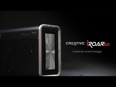Creative iRoar Go schwarz