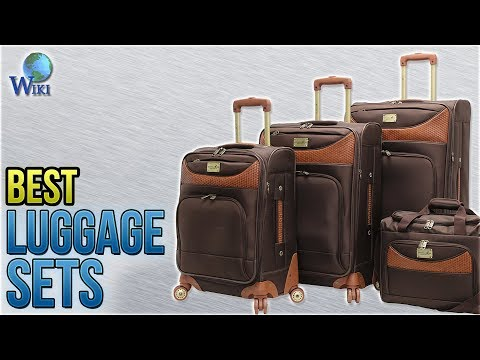 10 Best Luggage Sets 2018