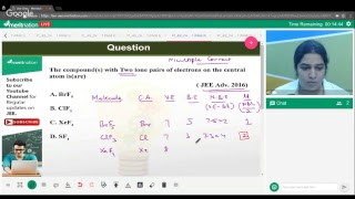 Meritnation JEE Bytes (Chemistry): Chemical Bonding 3