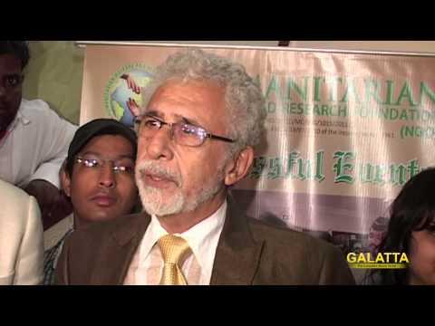 Naseeruddin-Shah-Ravi-Kishan-at-Poetry-Festival-08-03-2016
