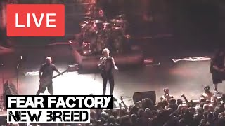Fear Factory | New Breed | LIVE in London | 2015
