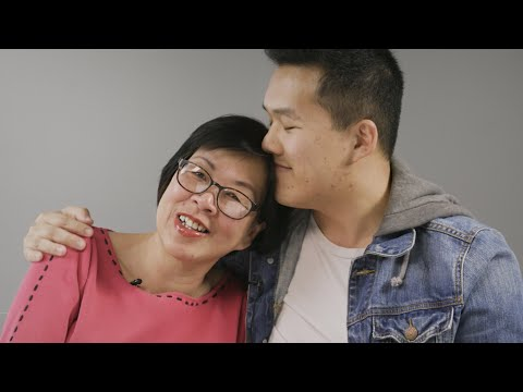 Asian Immigrants Discuss Childhood Dreams With Their Children