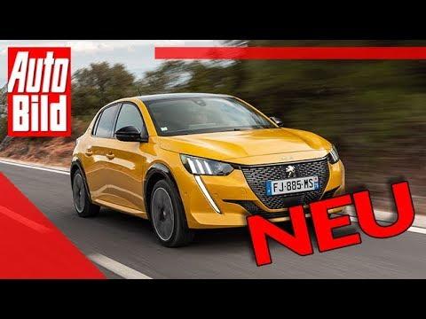 Peugeot 208 (2019): Auto - neu - Kleinwagen - Details