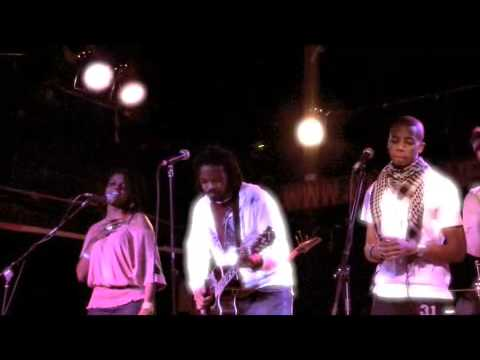 N'Delible performs song, Consistent