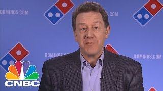 Domino's Pizza CEO J. Patrick Doyle: Hot & Fresh Earnings | Mad Money | CNBC
