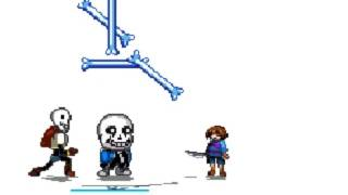 M.U.G.E.N:Frisk in progress PART 1/Frisk en progreso PARTE 1