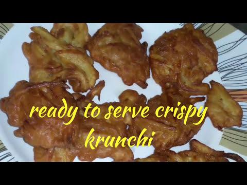 French fries pakora recipe  (crispy fries)