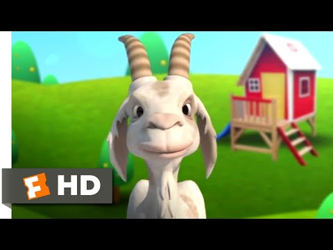 Easter Bunny Adventure (2017) - The Goose With The Golden Eggs Scene (7/10) | Movieclips