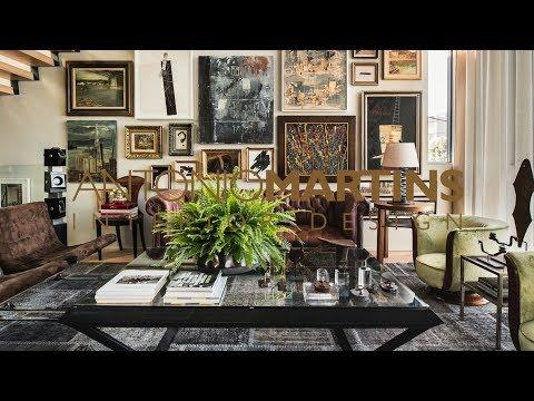 Albion Street Residence - San Francisco, CA by Antonio Martins Interior Design