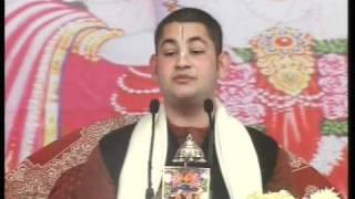 H.H SRI PUNDRIK GOSWAMI JI MAHARAJ Rurki Katha Day -3,part 4.mp4