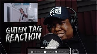 Hardy Caprio   Guten Tag (ft. DigDat) [Music Video] | GRM Daily (REACTION)