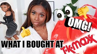 BEST/WORST KEPT SECRET??? TK MAXX YOU WONT BELIEVE WHAT I BOUGHT!