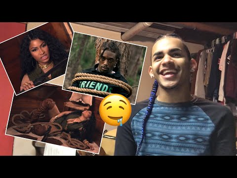 Lil Uzi Vert ft. Nicki Minaj - The Way Life Goes Remix (Music Video) |REACTION|