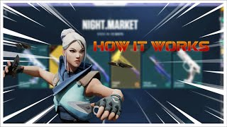 How the night market works? - Valorant