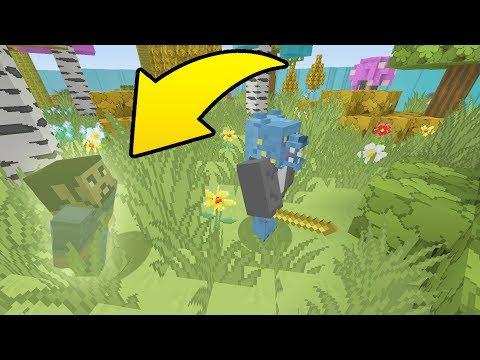 LOL! BUSH TROLLING IN HIDE AND SEEK! (Minecraft Xbox)