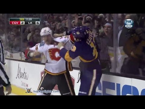 Kyle Clifford vs. Tim Jackman