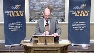 "March 24, 2021 PM – ""Nehemiah's Prayer: Part 2"""