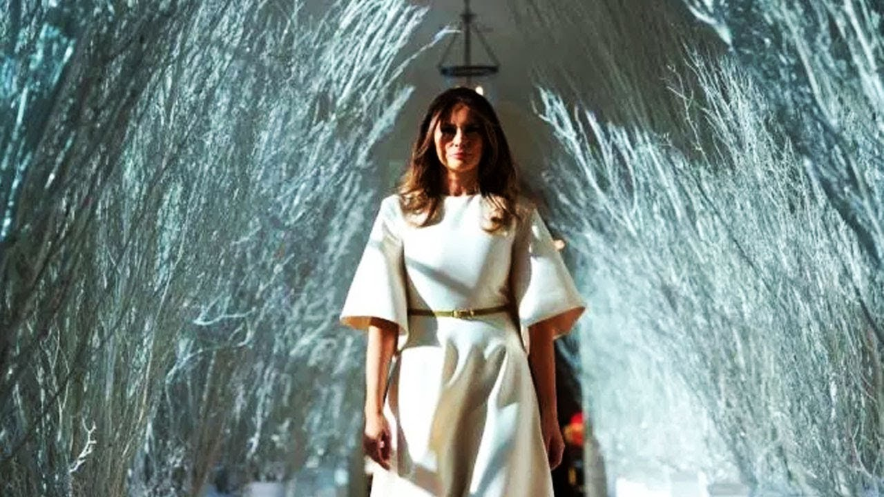 Melania's Nightmare Before Christmas thumbnail