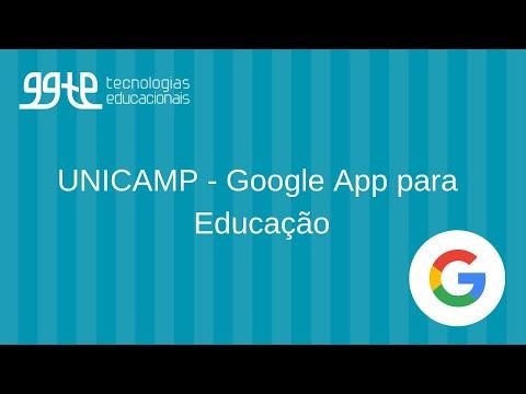 Google Apps para Educação