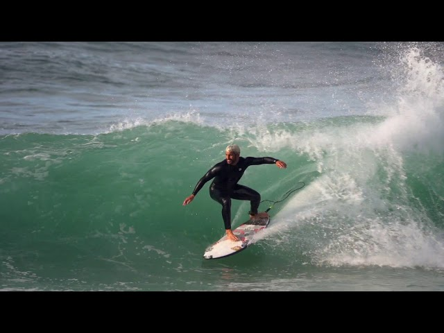 Free surf en Peniche