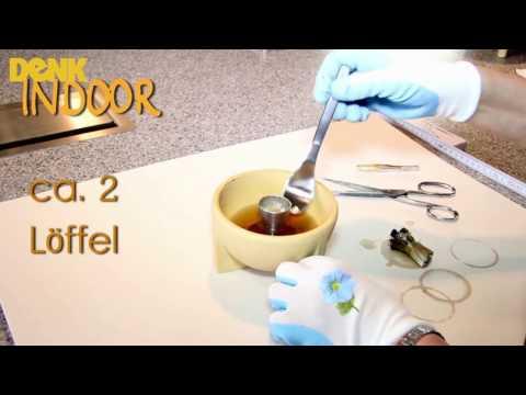 Erste Hilfe, Dochtjustierung & Dochtwechsel für unser Schmelzfeuer Indoor - DENK Keramik