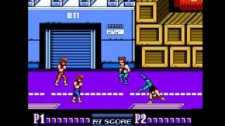 [Dendy/NES] Double Dragon II: The Revenge (2 игрока) [Полное прохождение / Longplay]