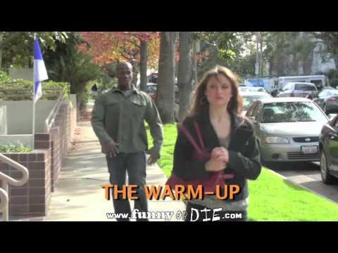 Cvičení pro bílý ženský - Funny or Die