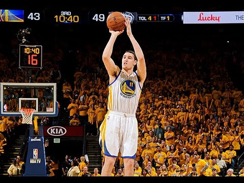Klay Thompson - Not Afraid ᴴᴰ 2015