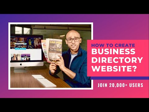 Create Online Business Directory Website with ListingProWP
