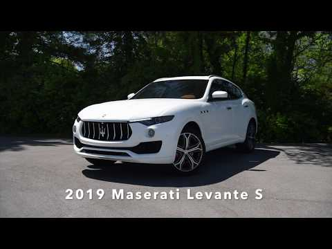 New 2019 Maserati Levante S