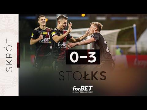 Skrót meczu Stomil Olsztyn - ŁKS Łódź 0:3