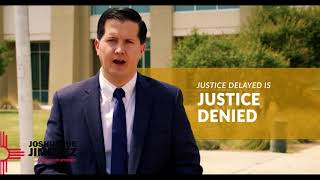 Joshua J Jimenez for DA - We Need To Have Better Prosecutions For Community Safety