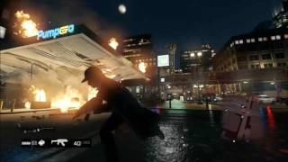 Watch Dogs : E3 Recreation - Part 2 (Combat)