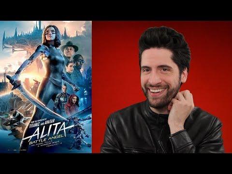 Alita: Battle Angel – Movie Review