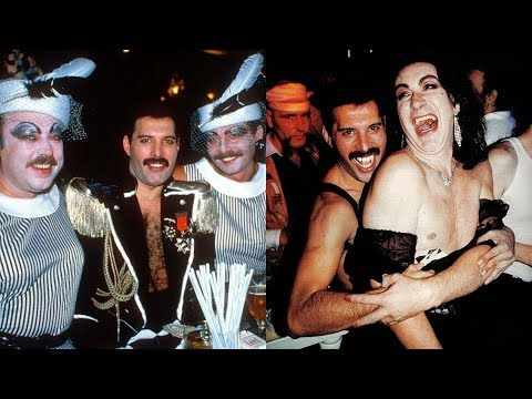 When Freddie Mercury Threw a Party