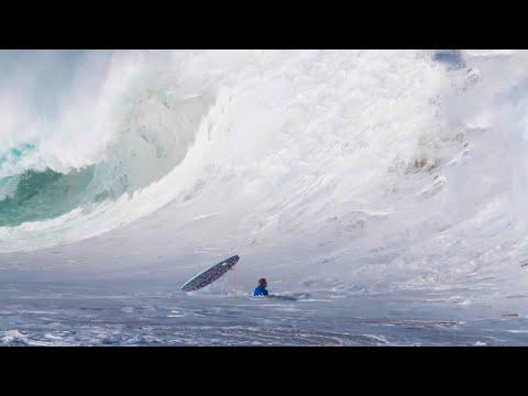 EVERY SURFERS NIGHTMARE! (NORTH SHORE HAWAII)