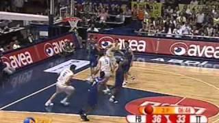 Solomon attığı basketler | Telekom Final Serisi 2.Maç 2008