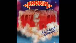 Krokus - Hot shot City - 1986