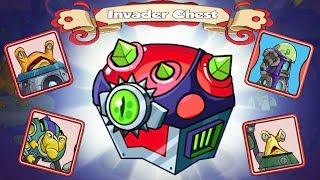 ОТКРЫЛ ИНОПЛАНЕТНЫЙ СУНДУК! Tower Conquest Мульт игра для детей про БОИ и СРАЖЕНИЯ на Арене