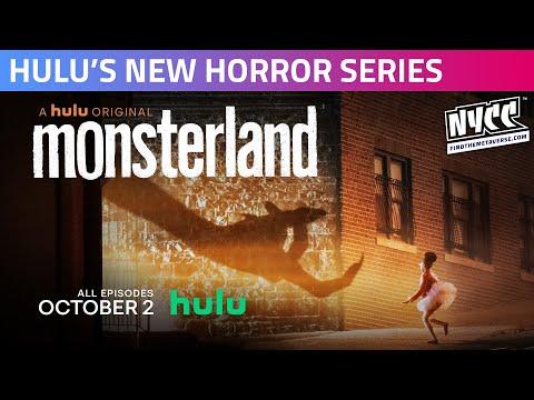 Conversation & Behind-The-Scenes Look at Hulu's New Horror Series Monsterland