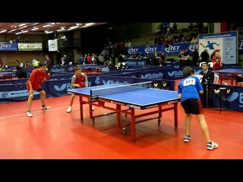 Campionati Italiani Tennistavolo 2011 - Finale Doppio Ragazzi