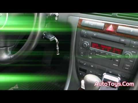 AUDI A6 BLUETOOTH & IPOD / IPHONE / USB / AUX (DENSION GATEWAY GBL3AU2)