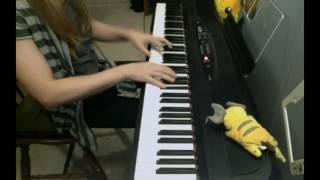 FFXIV Great Gubal Library (Hard) Theme Piano cover / 구브라 환상