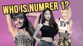 The Top 15 Kpop Queens of Dancing - Ranked by Real Dancers!