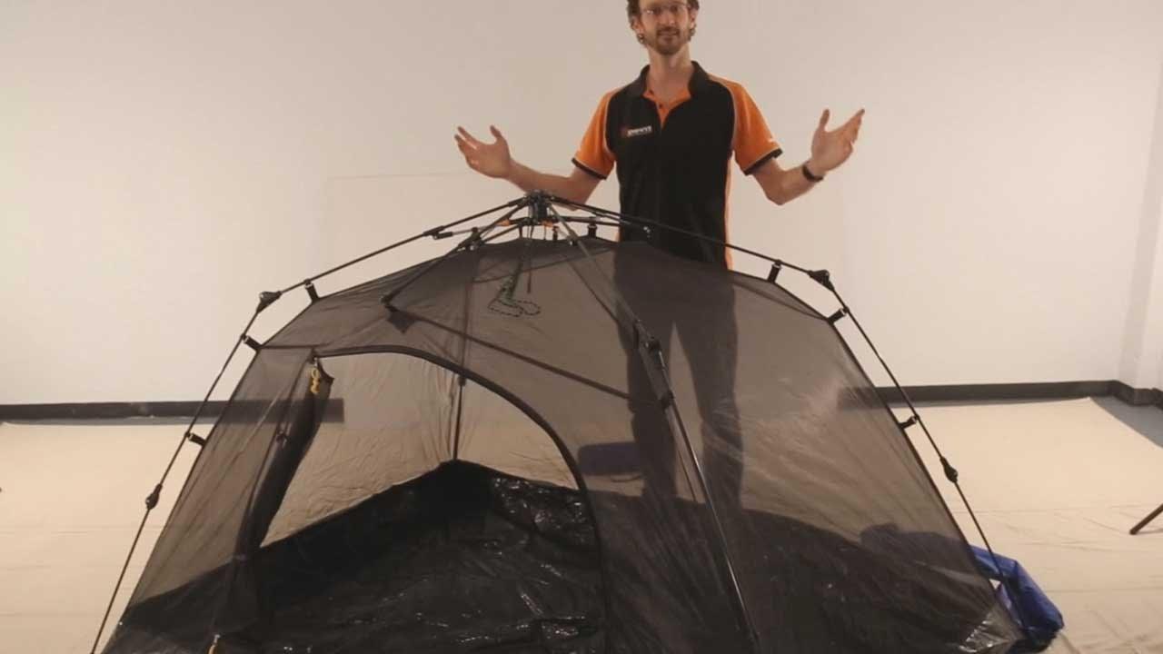 Mozzie Mesh Tent Large