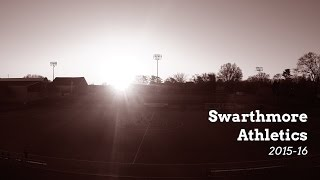 Swarthmore Athletics Awards Banquet 2015-16