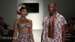 KOCO BLAQ @ Art Hearts Fashion Miami Swim Week Presented by AHF