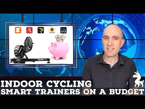 Indoor Cycling - Buying Smart Trainers on a Budget