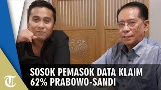 Terungkap Sosok Profesor Pemasok Data Klaim Kemenangan 62 Persen Prabowo-Sandi di Pilpres 2019